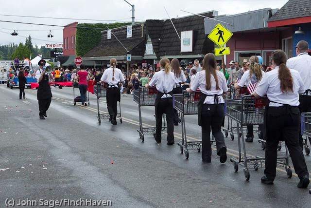 7534 Strawberry Festival Grand Parade 2011