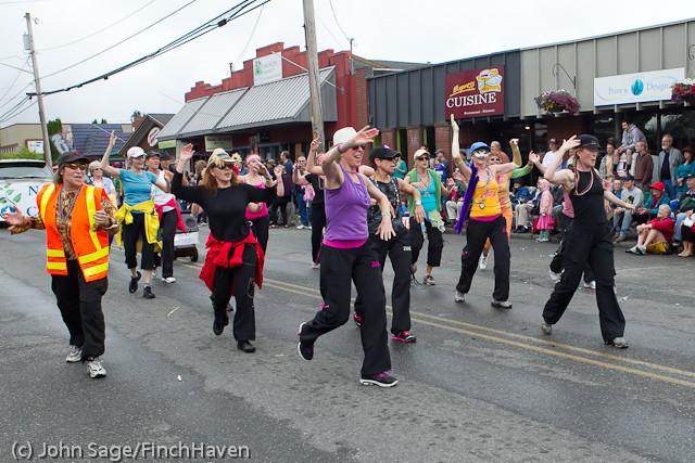 7544 Strawberry Festival Grand Parade 2011