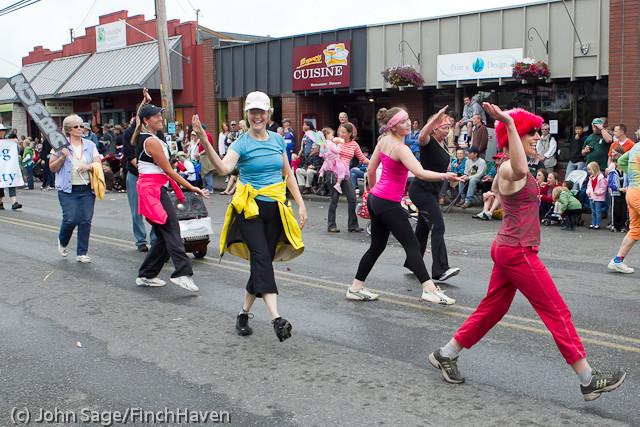 7547 Strawberry Festival Grand Parade 2011