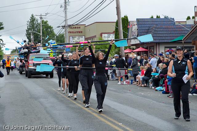 7552 Strawberry Festival Grand Parade 2011