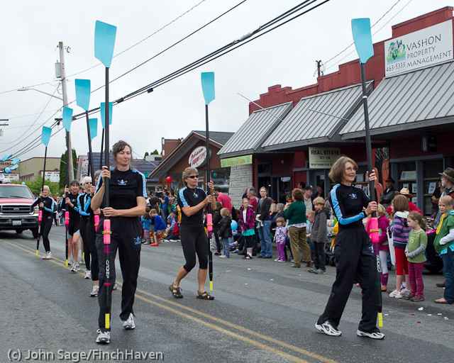 7558 Strawberry Festival Grand Parade 2011