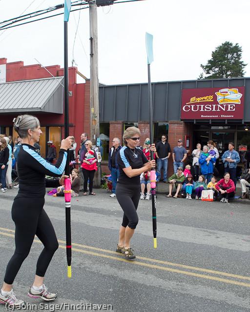 7560 Strawberry Festival Grand Parade 2011
