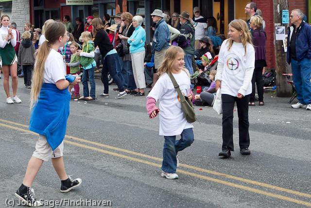 7605 Strawberry Festival Grand Parade 2011