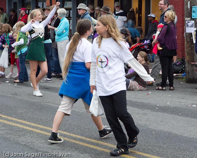 7606 Strawberry Festival Grand Parade 2011