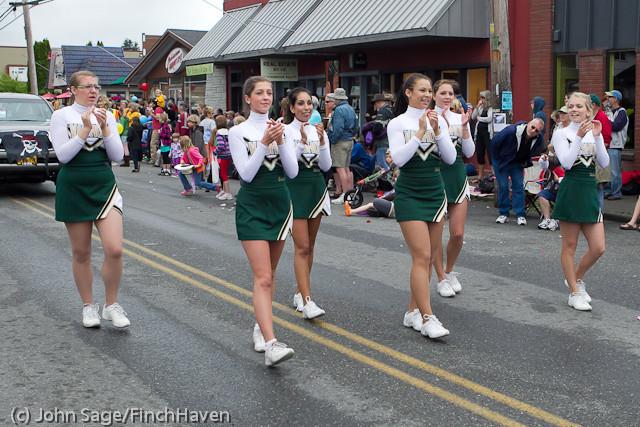 7609 Strawberry Festival Grand Parade 2011