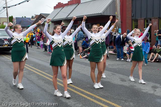 7610 Strawberry Festival Grand Parade 2011
