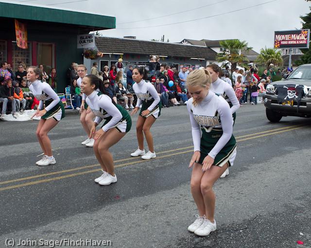 7617 Strawberry Festival Grand Parade 2011