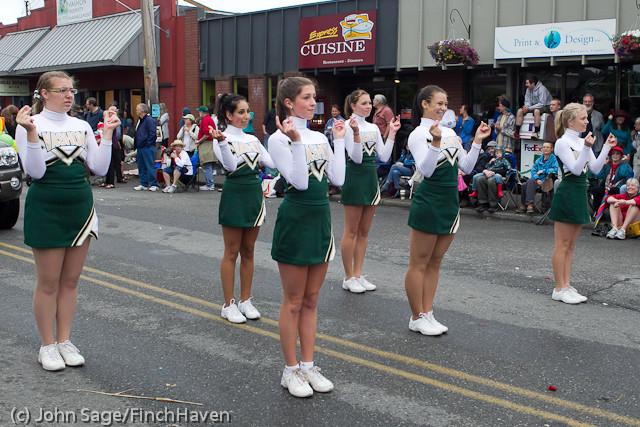 7624 Strawberry Festival Grand Parade 2011