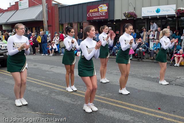 7625 Strawberry Festival Grand Parade 2011