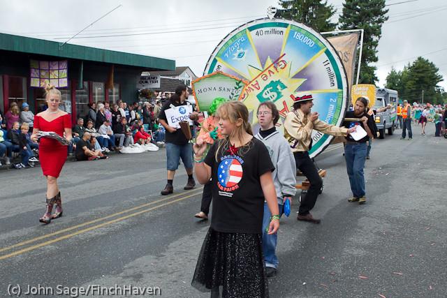 7641 Strawberry Festival Grand Parade 2011