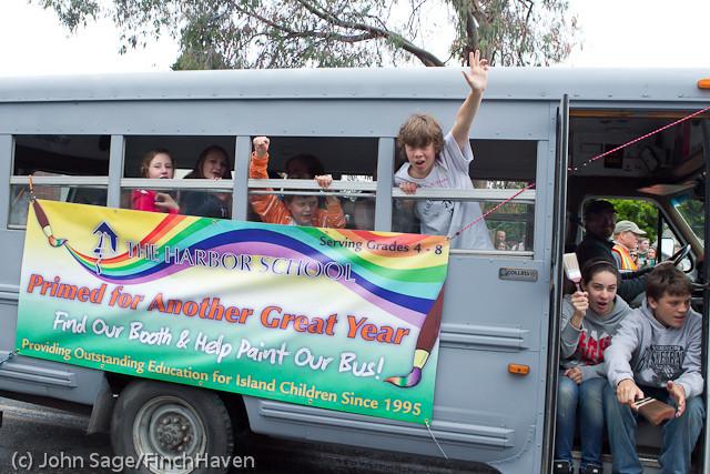 7658 Strawberry Festival Grand Parade 2011