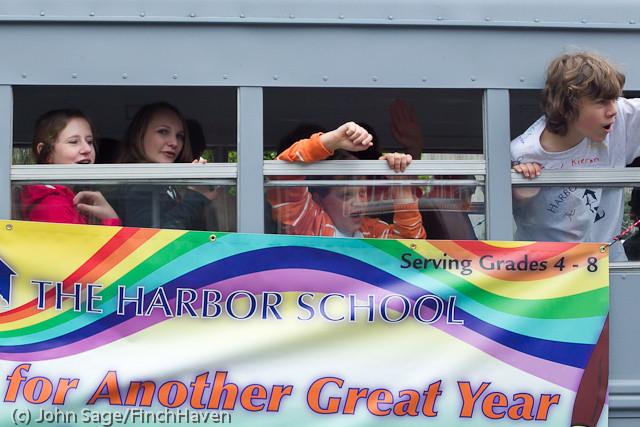 7660 Strawberry Festival Grand Parade 2011