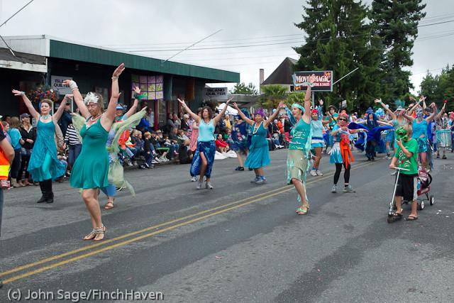 7673 Strawberry Festival Grand Parade 2011
