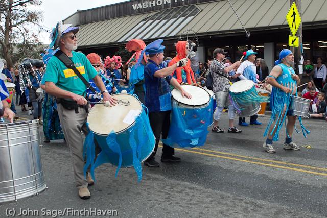 7696 Strawberry Festival Grand Parade 2011