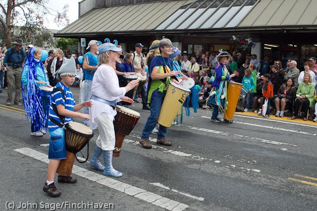 7701 Strawberry Festival Grand Parade 2011