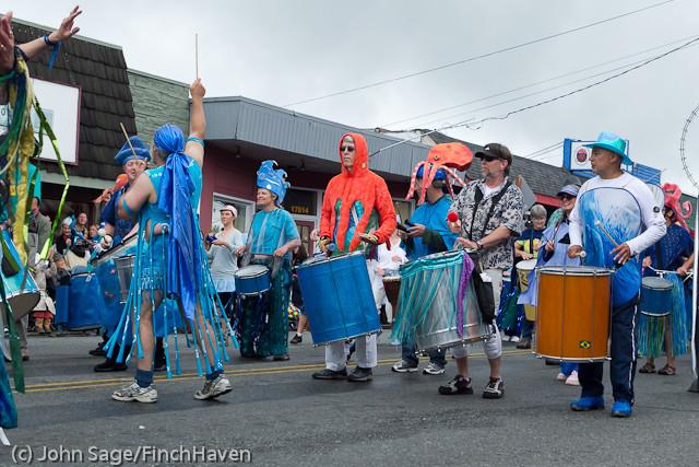 7711 Strawberry Festival Grand Parade 2011