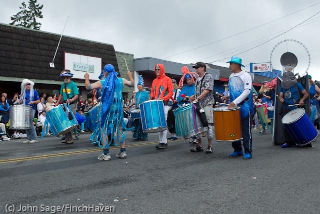 7715 Strawberry Festival Grand Parade 2011