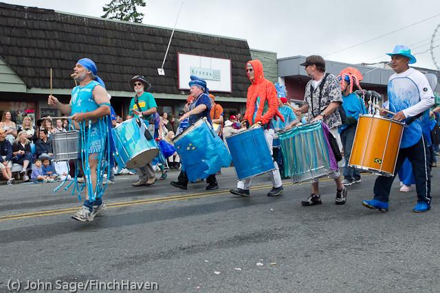 7717 Strawberry Festival Grand Parade 2011
