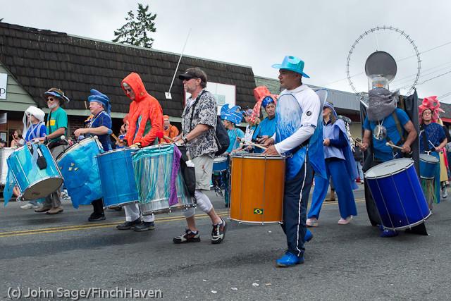 7719 Strawberry Festival Grand Parade 2011