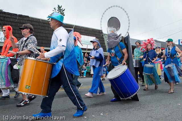 7721 Strawberry Festival Grand Parade 2011