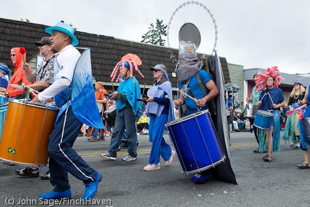 7722 Strawberry Festival Grand Parade 2011