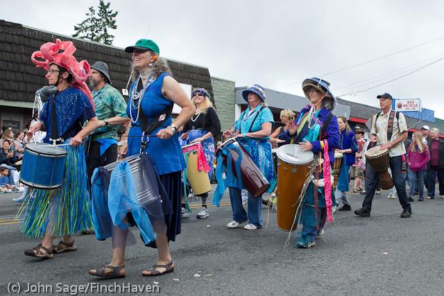 7725 Strawberry Festival Grand Parade 2011