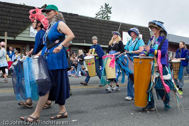 7727 Strawberry Festival Grand Parade 2011