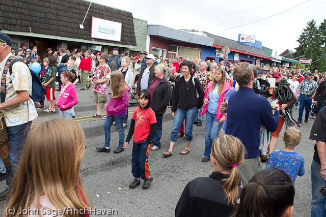 7733 Strawberry Festival Grand Parade 2011