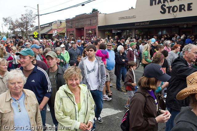 7749 Strawberry Festival Grand Parade 2011