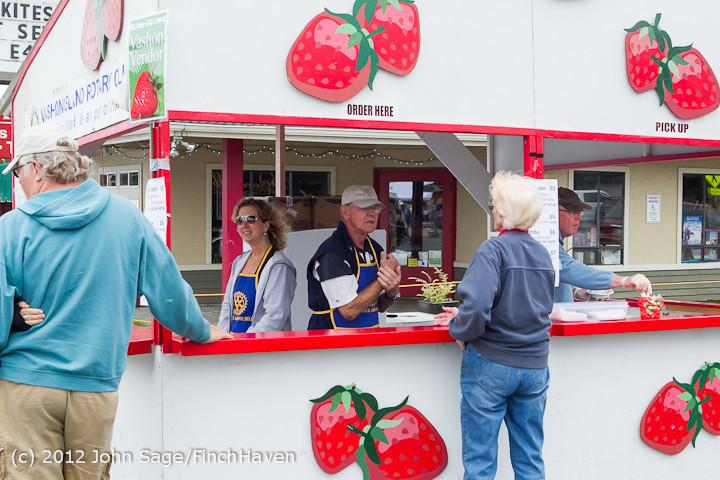 1214 Vashon Strawberry Festival Sunday 2012