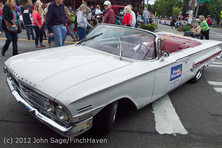 1800 Tom Stewart Classic Car Show 2012