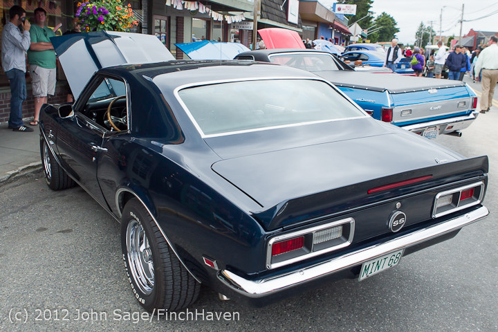 1802 Tom Stewart Classic Car Show 2012