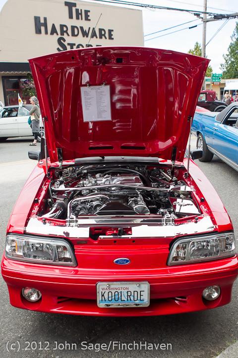 1812 Tom Stewart Classic Car Show 2012