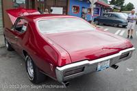 1824 Tom Stewart Classic Car Show 2012