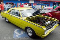 1843 Tom Stewart Classic Car Show 2012