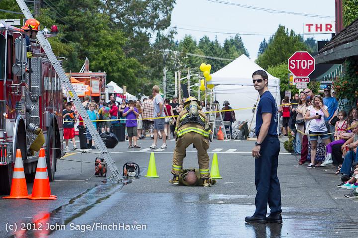 18650 VIFR Firefighter Challenge 2012