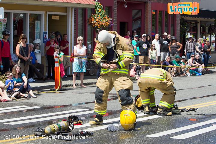 18689 VIFR Firefighter Challenge 2012