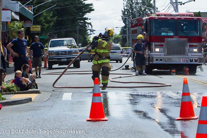 18715 VIFR Firefighter Challenge 2012