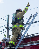 18762 VIFR Firefighter Challenge 2012
