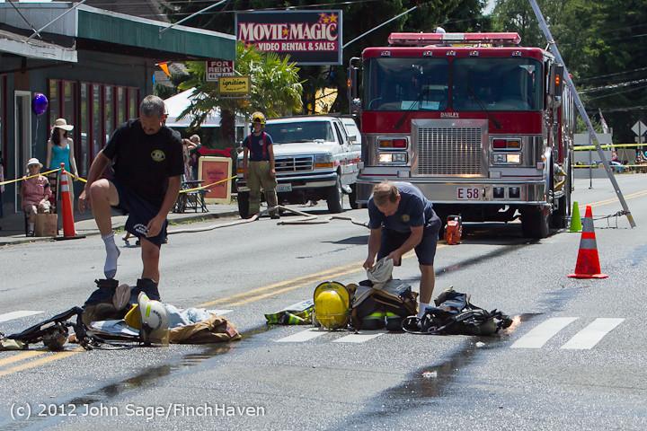 18805 VIFR Firefighter Challenge 2012