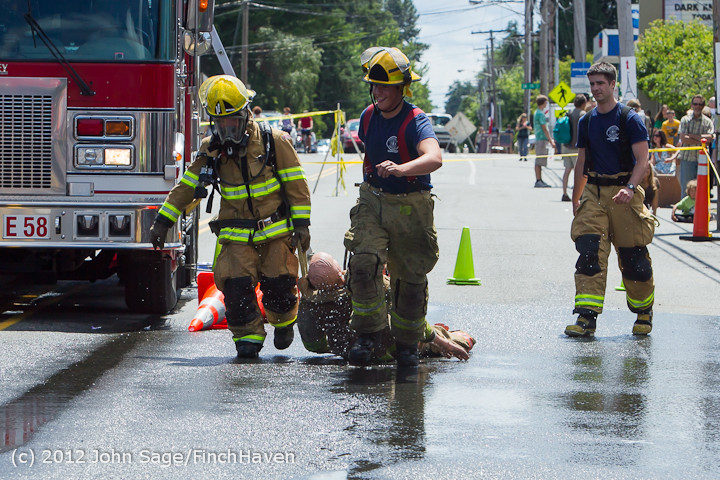 18905 VIFR Firefighter Challenge 2012
