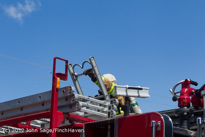 18923 VIFR Firefighter Challenge 2012
