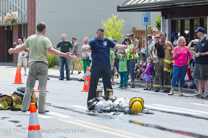 18981 VIFR Firefighter Challenge 2012