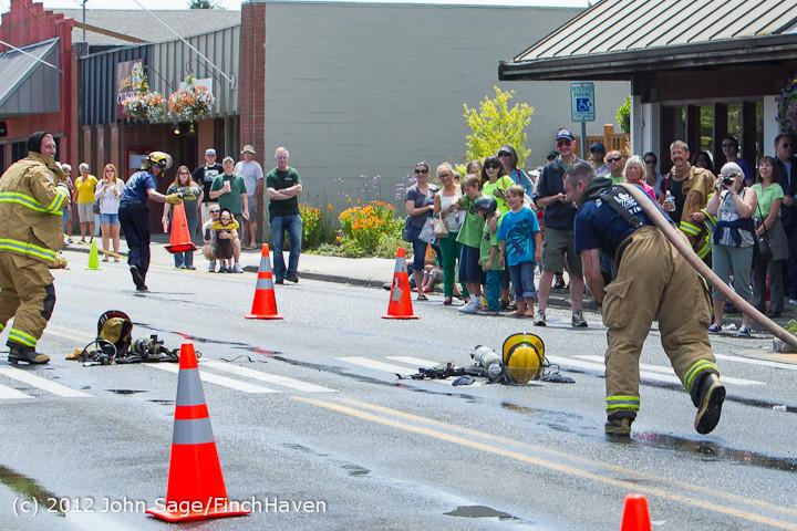 19004 VIFR Firefighter Challenge 2012