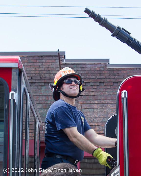 19010 VIFR Firefighter Challenge 2012