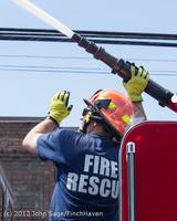 19014 VIFR Firefighter Challenge 2012