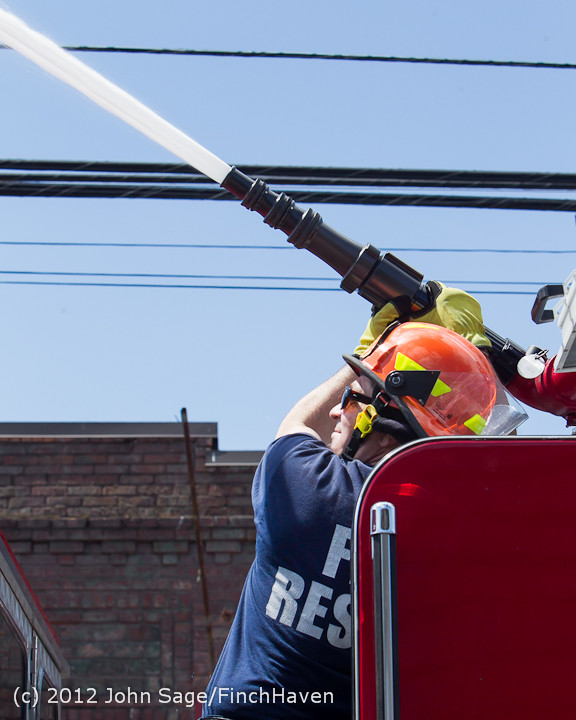 19019 VIFR Firefighter Challenge 2012