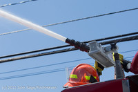 19022 VIFR Firefighter Challenge 2012