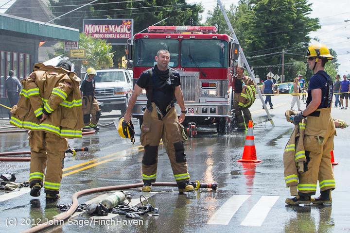 19058 VIFR Firefighter Challenge 2012