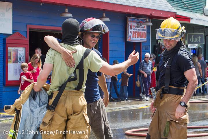 19067 VIFR Firefighter Challenge 2012
